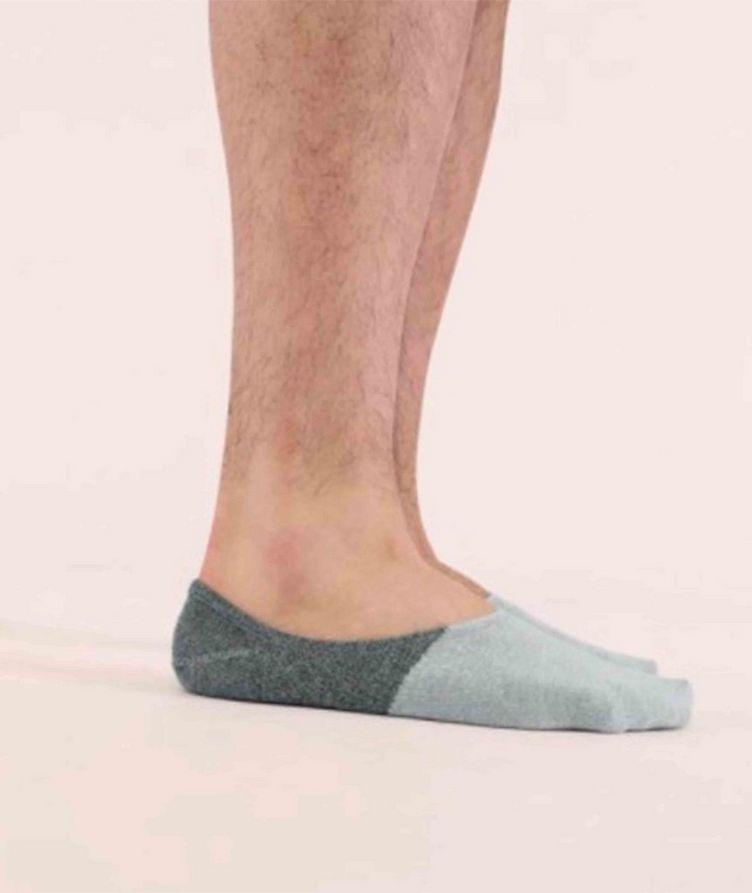 No-Show Cotton-Blend Socks image 4