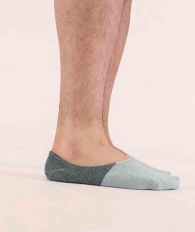 No-Show Cotton-Blend Socks picture 5