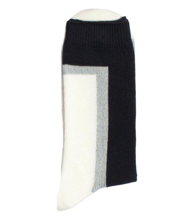 Chaussettes en coton extensible picture 2