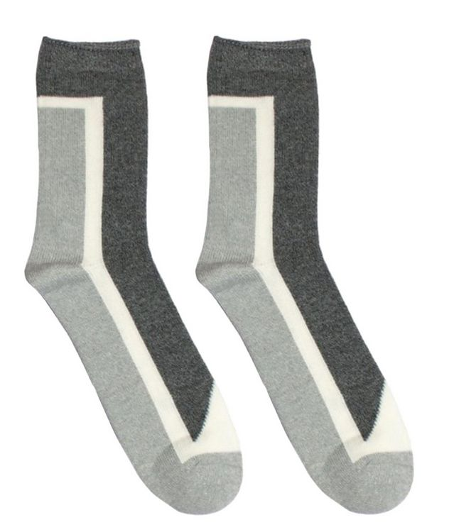 Chaussettes en coton extensible picture 1