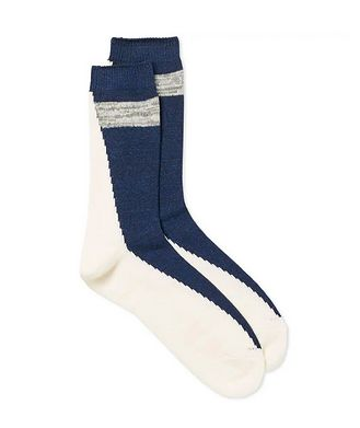 Necessary Anywhere Chaussettes en coton extensible