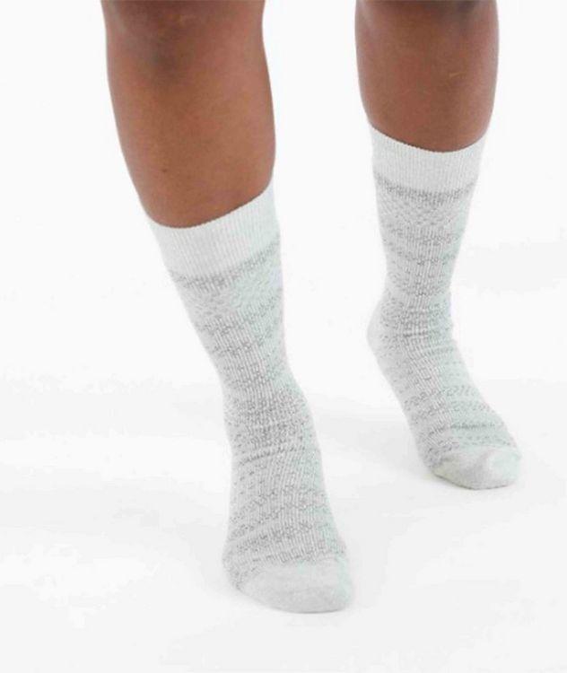 Cotton-Blend Mid-Calf Socks picture 3