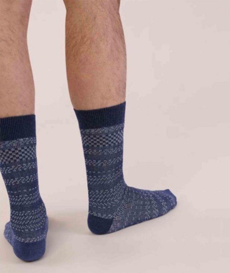 Chaussettes en mélange de coton image 3