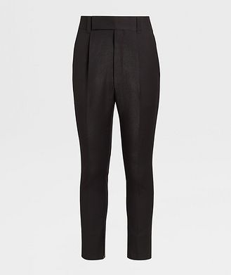 Fear of God Ermenegildo Zegna Pantalon en laine de coupe ajustée
