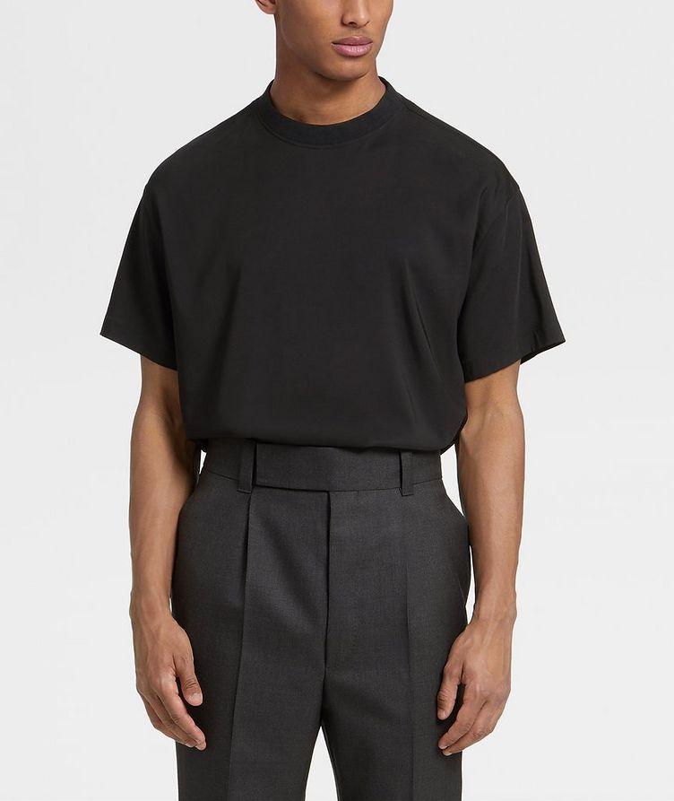 Oversized Stretch T-Shirt image 1