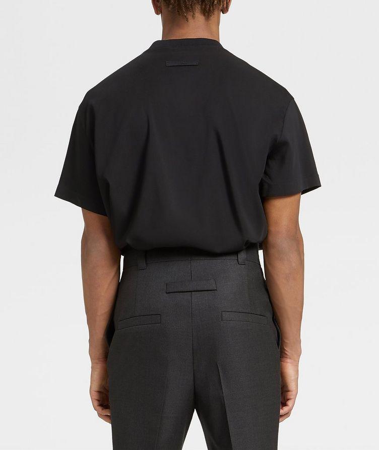 Oversized Stretch T-Shirt image 2