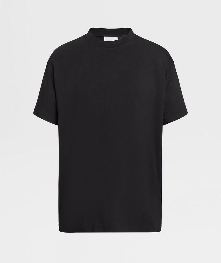 Oversized Stretch T-Shirt image 0