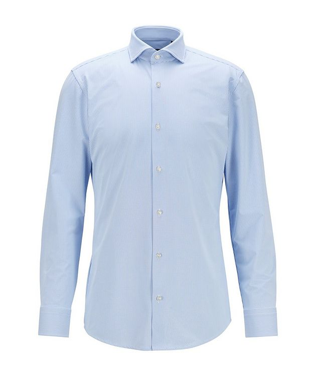 Slim Fit Performance-Stretch Dress Shirt picture 1