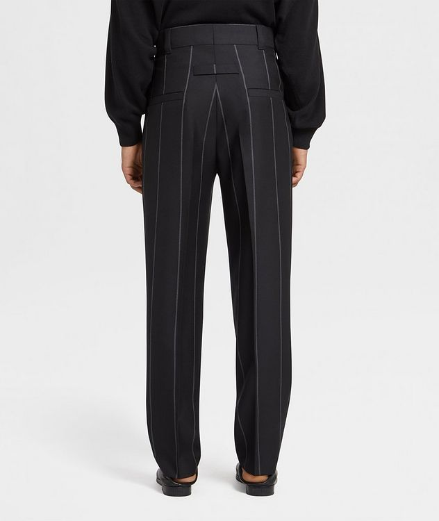 Pinstriped Dress Pants picture 2