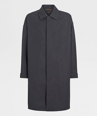 Fear of God Ermenegildo Zegna Trench en laine