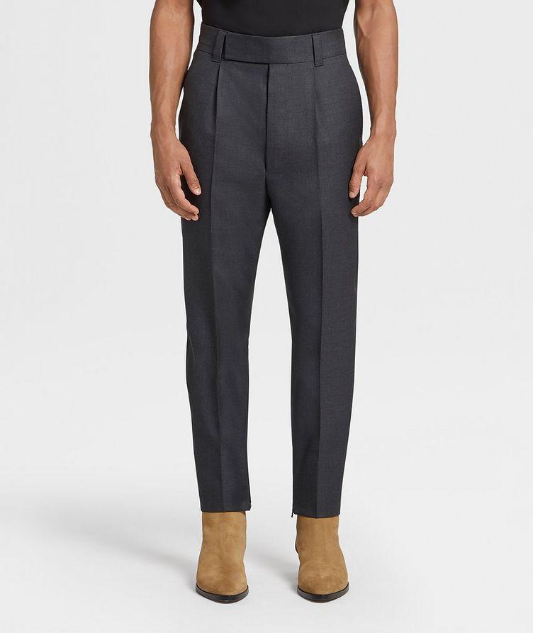 Pleated Dress Pants image 1
