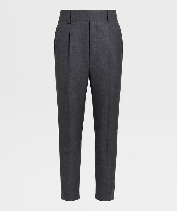Pleated Dress Pants image 0