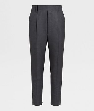 Fear of God Ermenegildo Zegna Pantalon habillé à plis