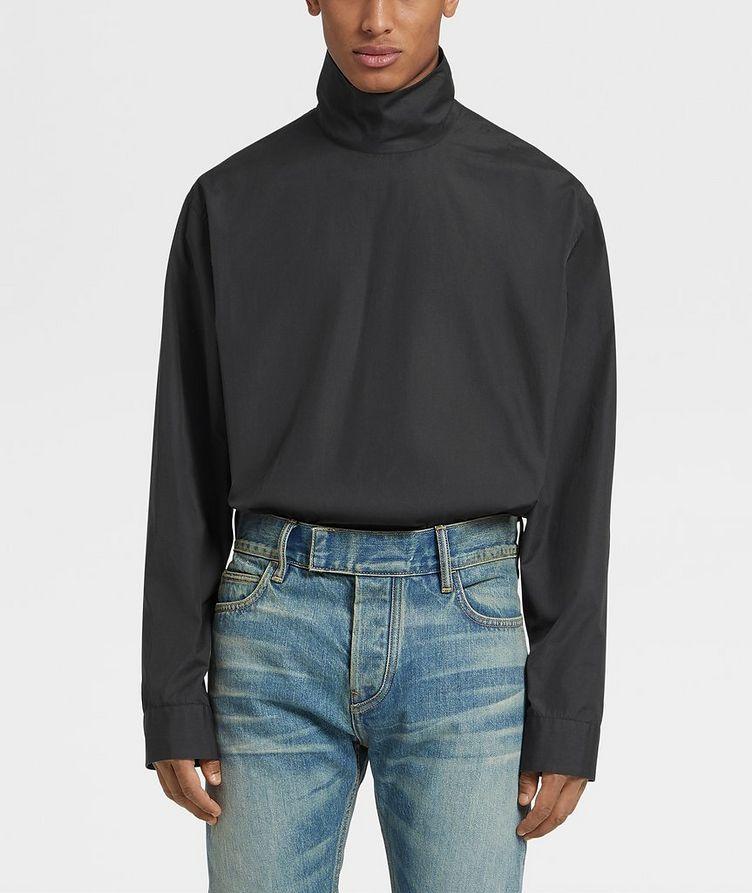 Cotton-Poplin Shirt image 1
