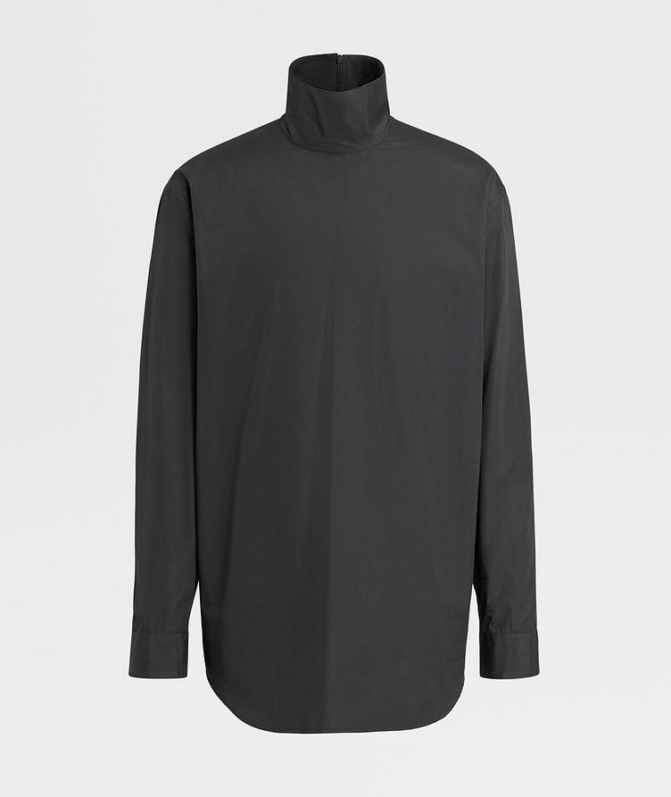 Cotton-Poplin Shirt image 0