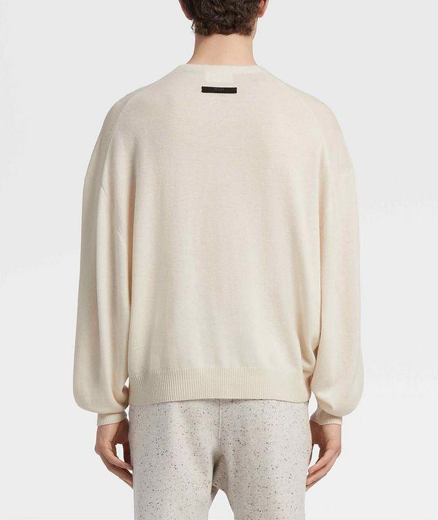 Pull en tricot de laine picture 3