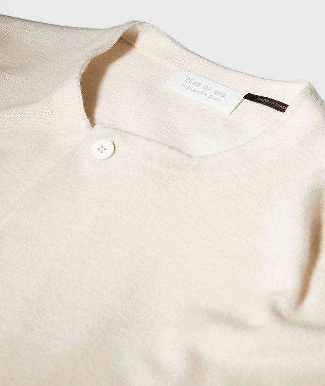 Pull en tricot de laine picture 4