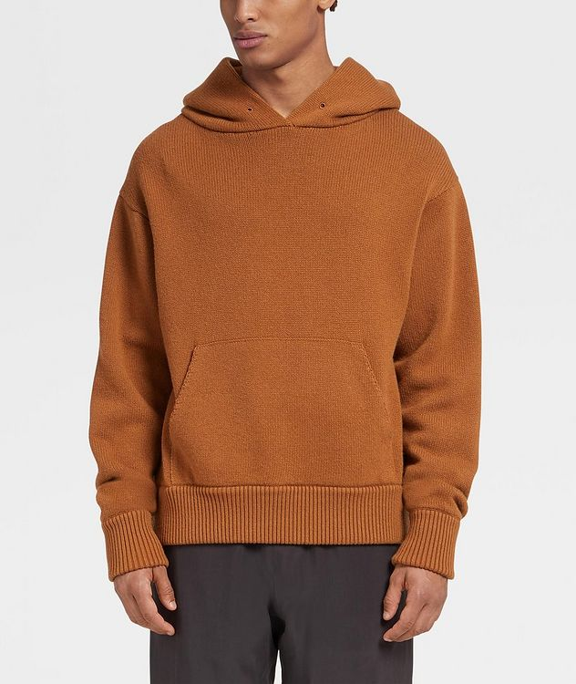 Cashmere Hoodie picture 2