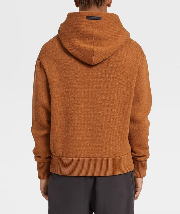 Cashmere Hoodie picture 3