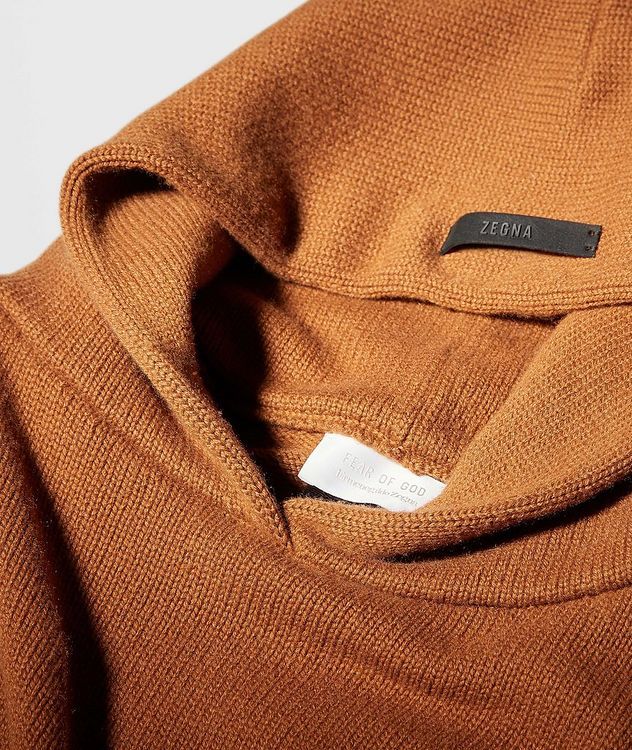 Cashmere Hoodie picture 4