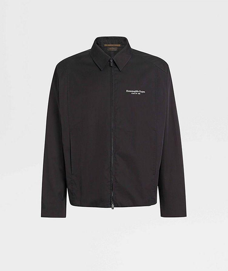 Cotton-Blend Jacket image 0