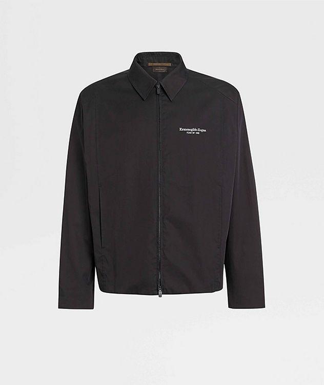Cotton-Blend Jacket picture 1