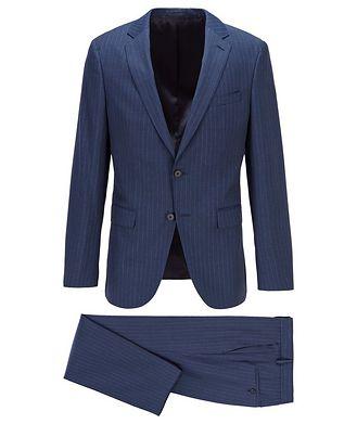BOSS Novan6/Ben2 Slim-Fit Traceable Wool Suit