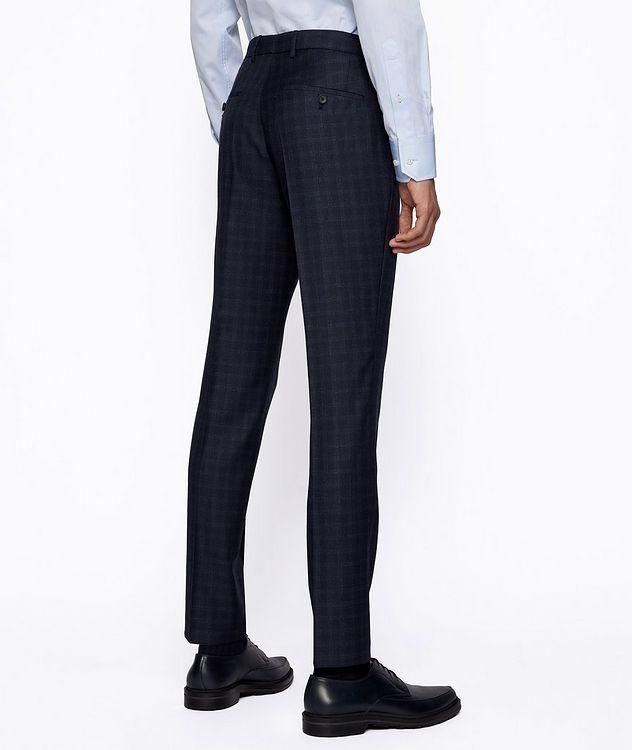 Novan6/Ben2 Checked Wool Suit picture 5
