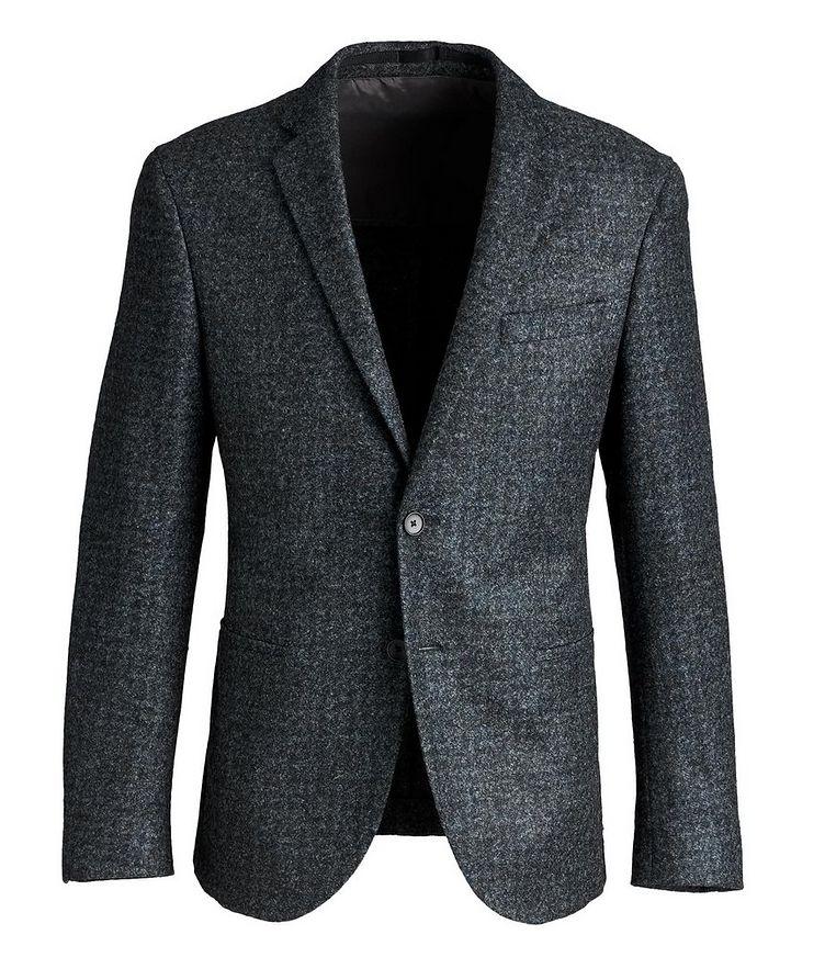 Norwin4 Textured Wool-Blend Sports Jacket image 0