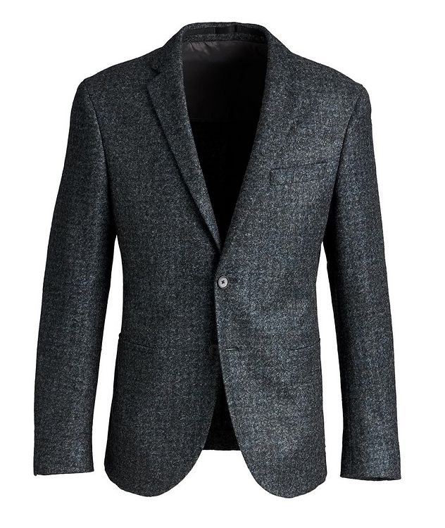 Norwin4 Textured Wool-Blend Sports Jacket picture 1
