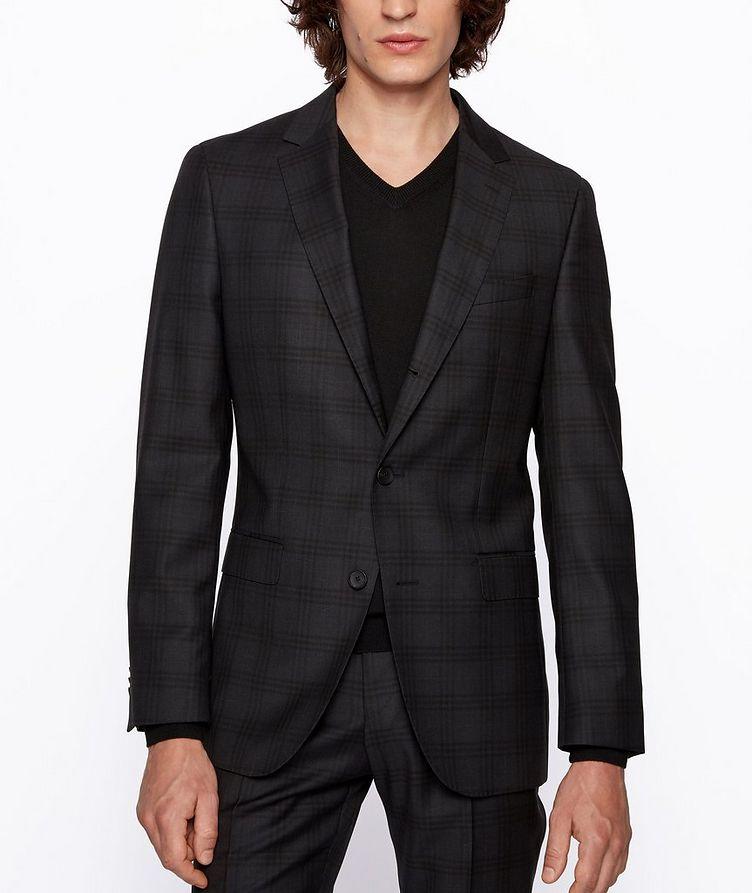 Norder/Ben2 Checkered Wool Suit image 1