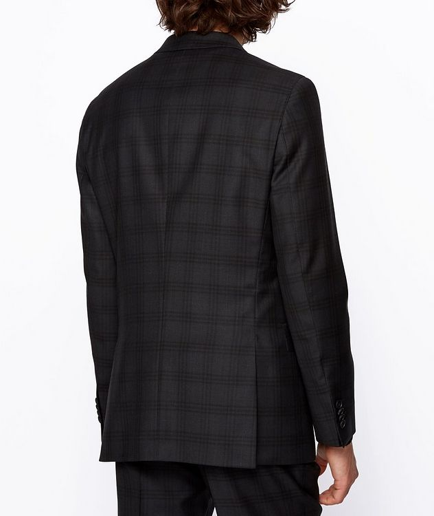 Norder/Ben2 Checkered Wool Suit picture 3