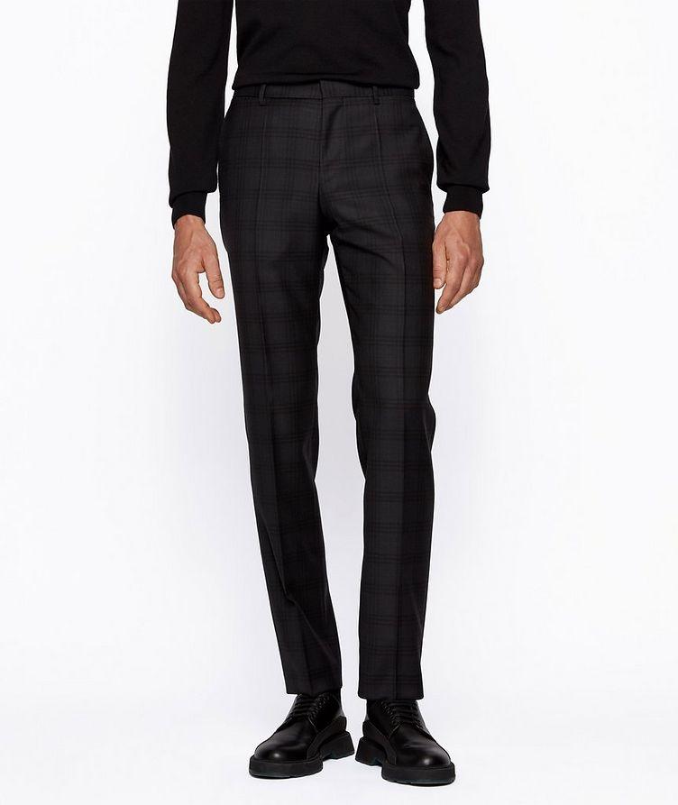 Norder/Ben2 Checkered Wool Suit image 3