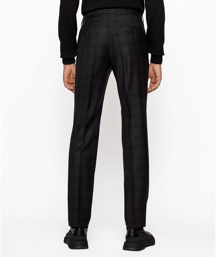 Norder/Ben2 Checkered Wool Suit image 4