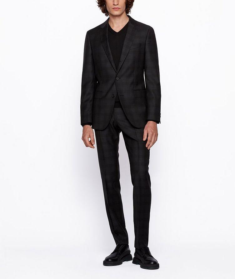 Norder/Ben2 Checkered Wool Suit image 6