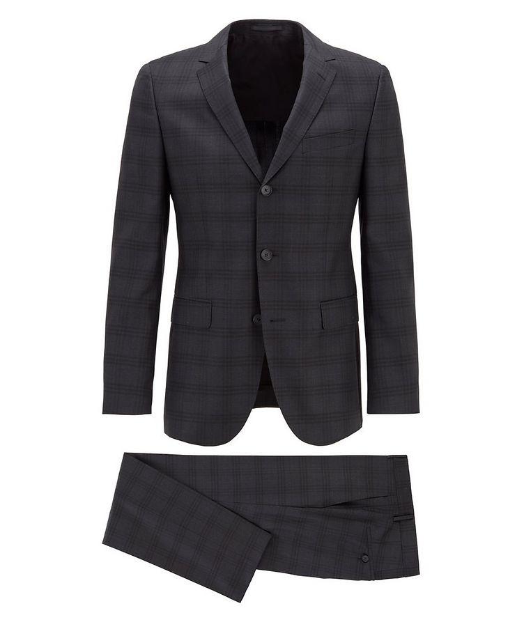Norder/Ben2 Checkered Wool Suit image 0