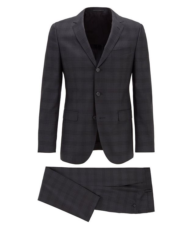 Norder/Ben2 Checkered Wool Suit picture 1