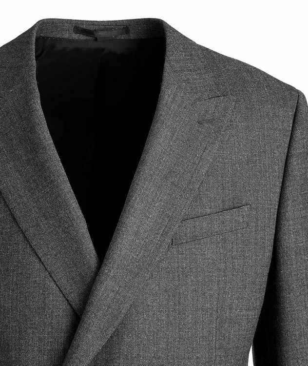 Sean/Upton Virgin Wool-Blend Suit picture 2
