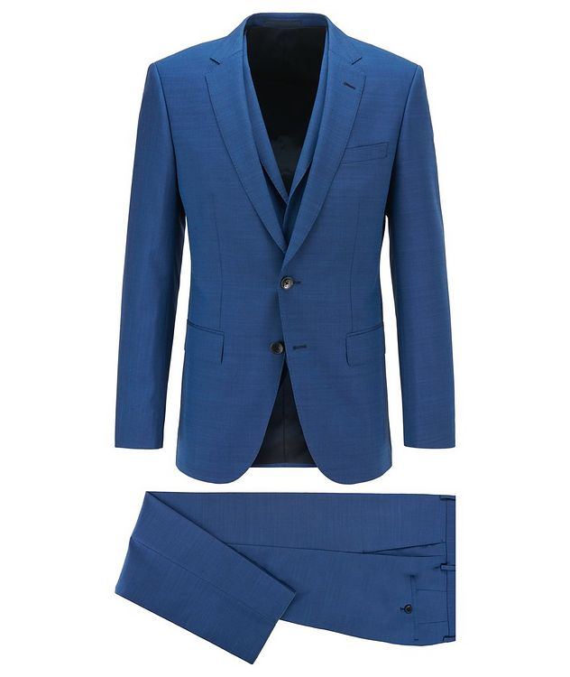 Huge6/Genius5 Three-Piece Suit picture 1