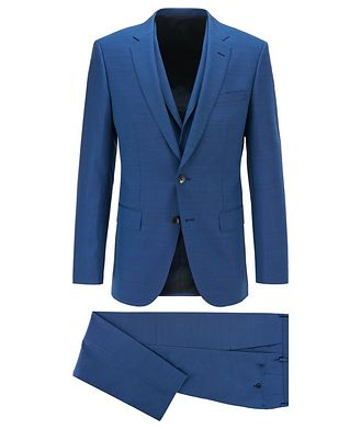 BOSS Huge6/Genius5 Three-Piece Suit