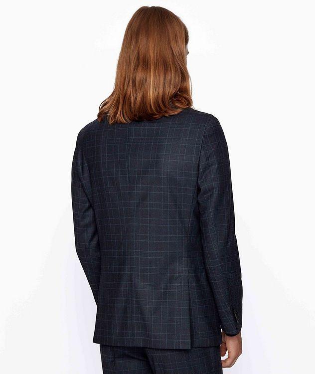 Herrel/Grace Slim-Fit Stretch-Wool Suit picture 3