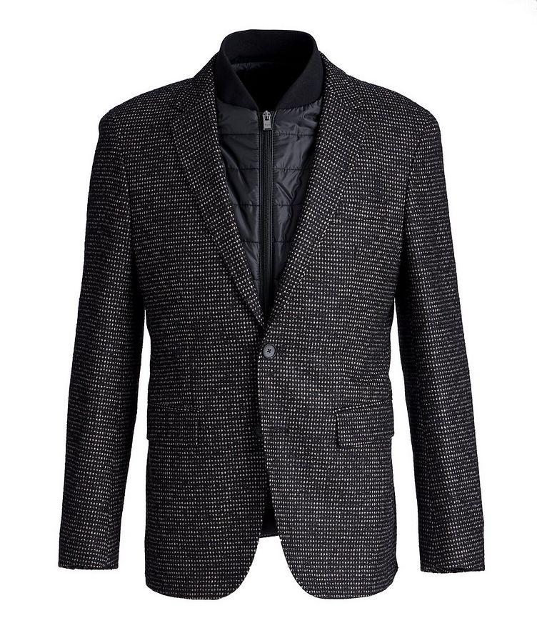 Hadik2 Wool-Blend Sports Jacket image 0