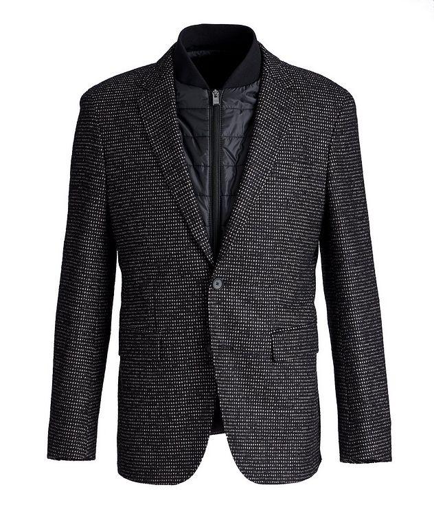 Hadik2 Wool-Blend Sports Jacket picture 1