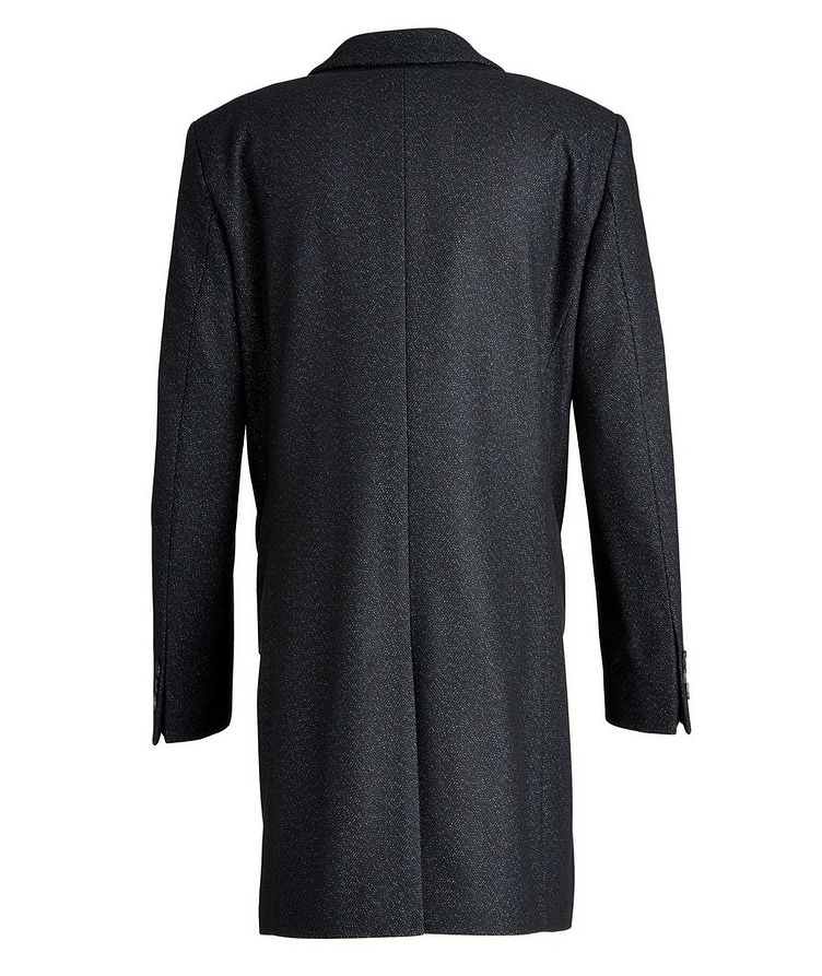Nye2 Slim-Fit Wool-Blend Coat image 1