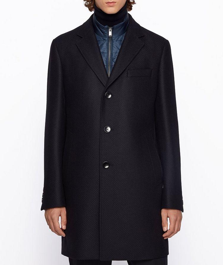 Nadim4 Wool-Blend Coat image 1