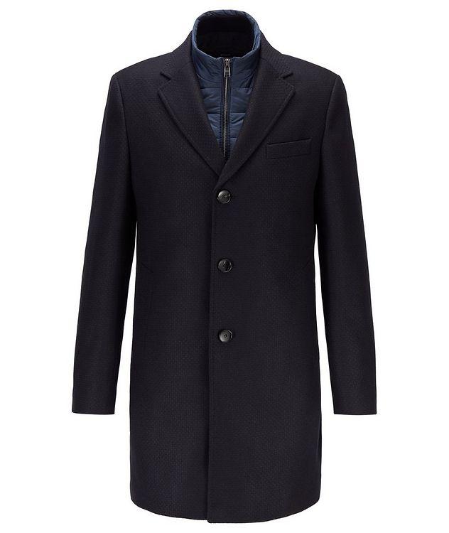 Nadim4 Wool-Blend Coat picture 1