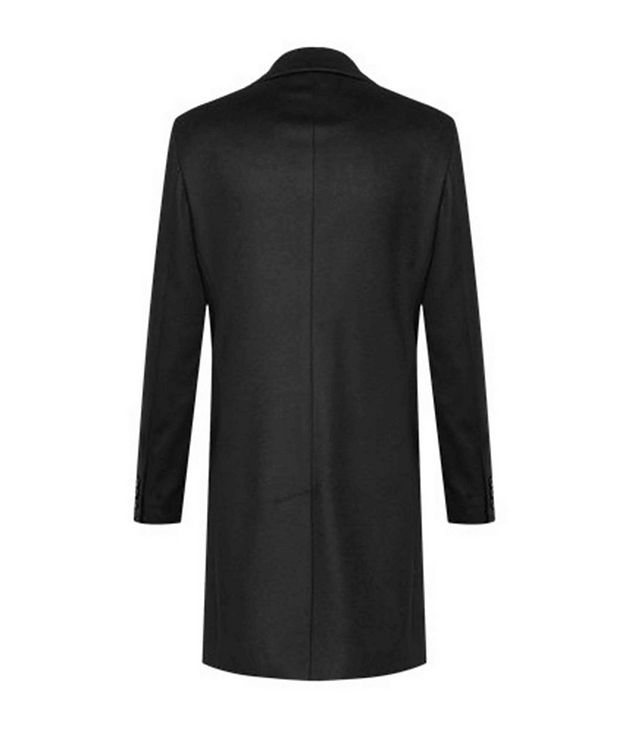 Slim Wool-Cashmere Overcoat picture 2