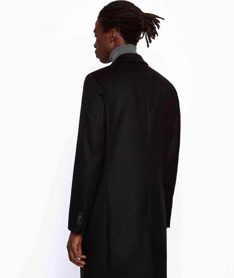Slim Wool-Cashmere Overcoat image 3