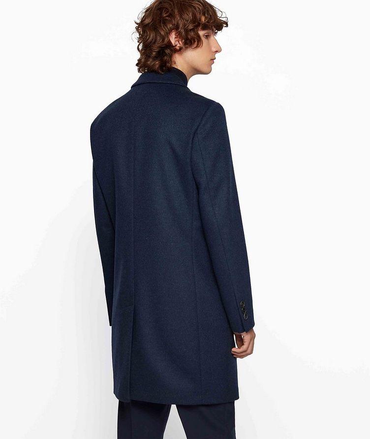 Slim Wool-Cashmere Overcoat image 2