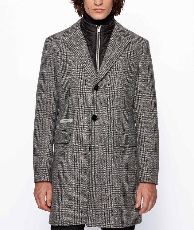 Nido2 Check Coat picture 2